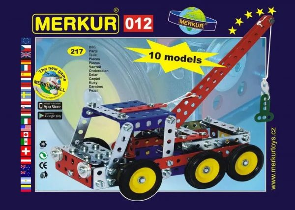 Merkur - odťahovka