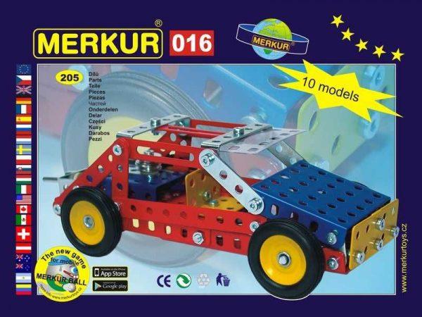 Merkur - buggy