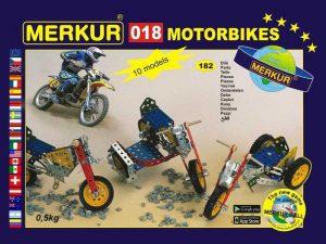 Merkur - Motorky